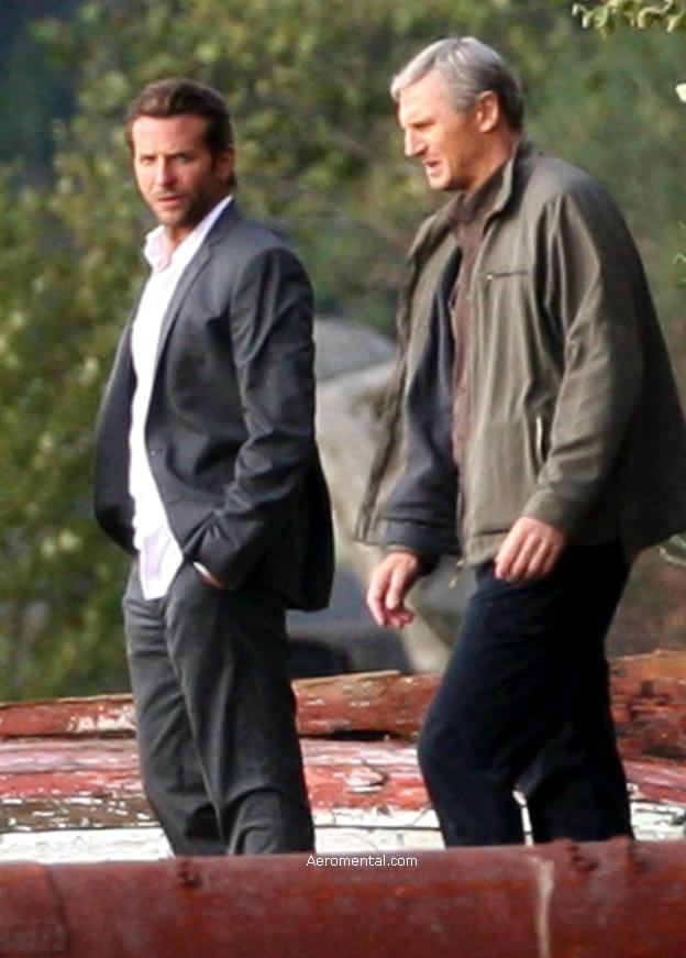 película Los Magníficos Liam Neeson 3