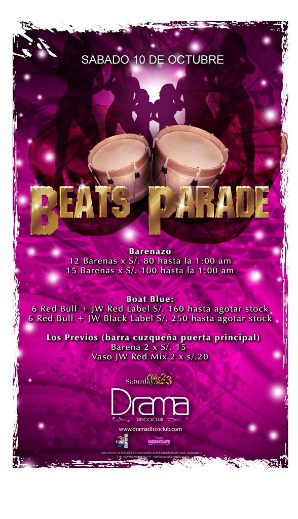 Beats Parade - Drama
