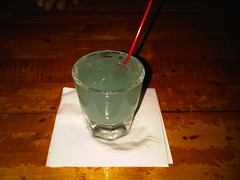Absinthe on the rocks