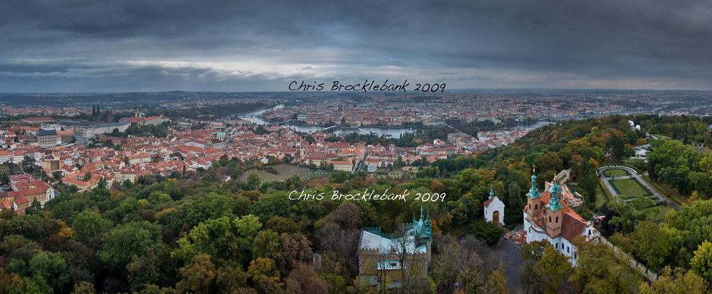 Prague Panoramic (Petrin Observation Tower)