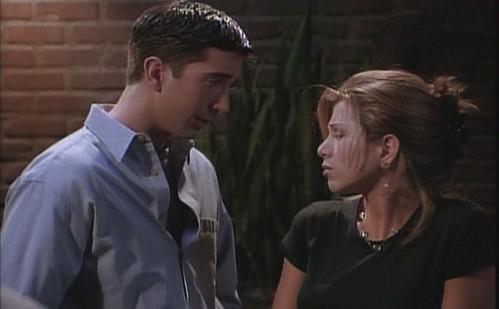 Friends: Ross e Rachel
