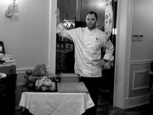 Chef Dennis Marron, Morrison House