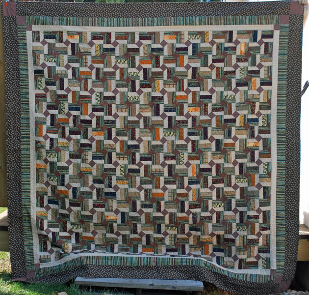 The Firewood Quilt