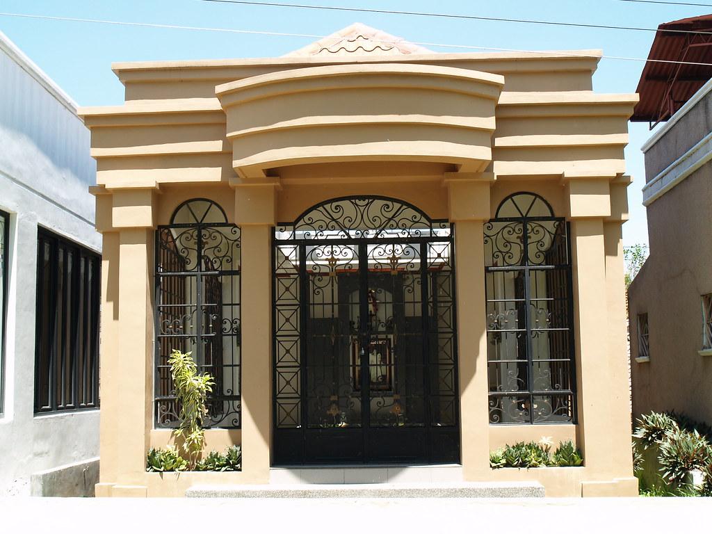 The Barreras Family Mausoleum