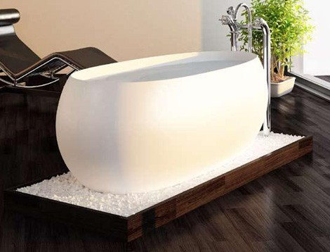 Egg Baths - new bath from Prodigg