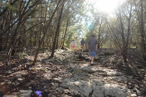 Climbing Mt. Olympus
