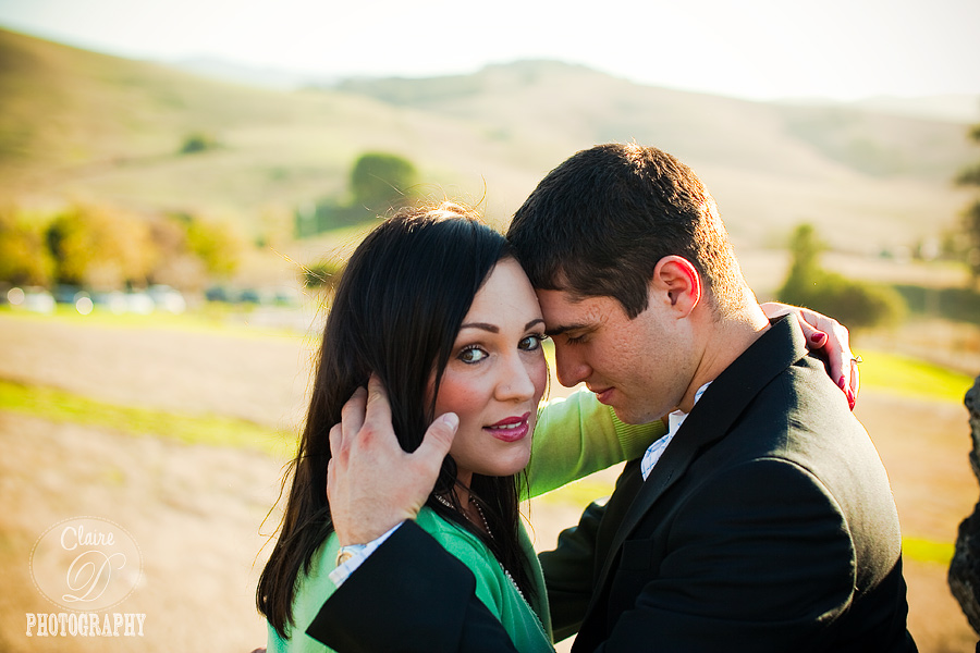 petaluma engagment photographer | claire d photography