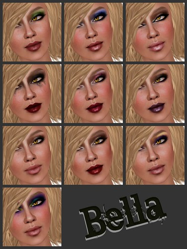 Tuli - Bella - Faces