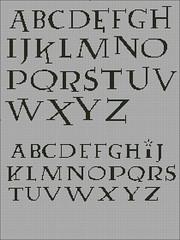 lumos alphabet