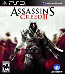 Assassin's Creed II PS3 box