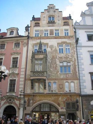 Traveling Prague