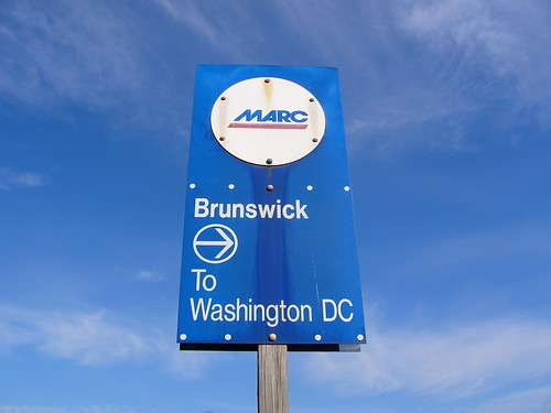 Brunswick Marc Station by Alexis Garcia.