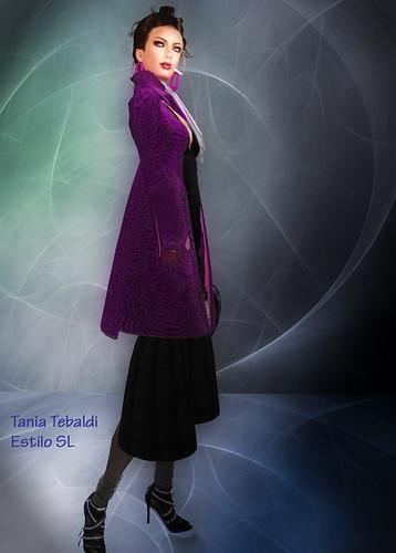 Violeta Moda second life 1