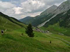 Hintertux village and Tuxertal (Mayrhofen - W7) (Jackie & Dennis) Tags: austria tirol tyrol hintertux tuxertal