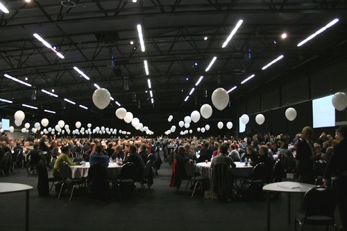 The hall in Laugardalshöll