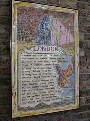 London (trailerfullofpix) Tags: uk england london tile geotagged unitedkingdom mosaic railway tunnel blake 2009 lambeth se1 williamblake southbankmosaics projectblake centaurstreet geo:lat=51498164 geo:lon=0114568