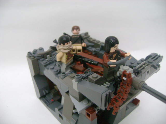 Post-Apoc Building