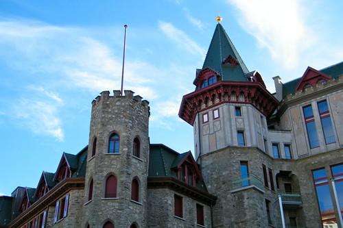 Palace, St Moritz
