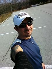 November 6 mile run