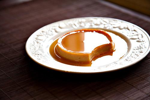 pumpkin leche flan-0453-2