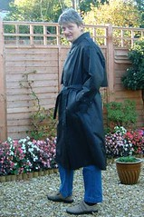 6 - Maggie Lawrence (Silver Linings) Tags: mac rubber raincoat rainwear rubberised