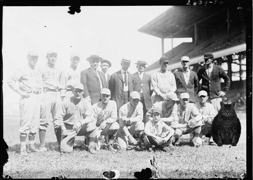 Parker and the United Gas Improvement company of Philadelphia baseball team