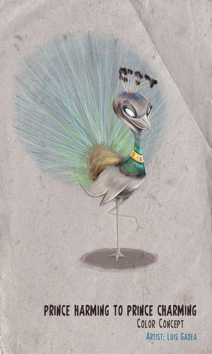 Final Draft Character Design - Bella