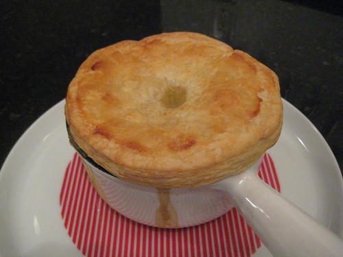 Thanksgiving Leftover Pot Pie