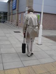 DSC03078 (Silver Linings) Tags: mac rubber raincoat rainwear rubberised
