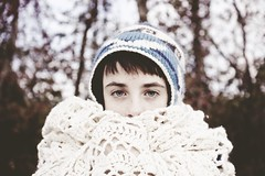 (laurenmarek) Tags: boy 2 6 white face hat forest photoshop kid eyes woods nikon focus texas dof bokeh tx clarity sigma explore teen adobe elements blanket beanie tones frontpage lightroom bellville 30mm d40 laurenmarek johnthomasmarek