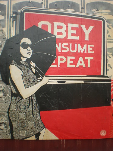 Obey Consume Repeat