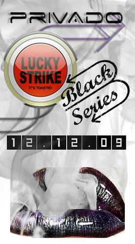Privado Lucky Strike Black Series - Casa Blanca