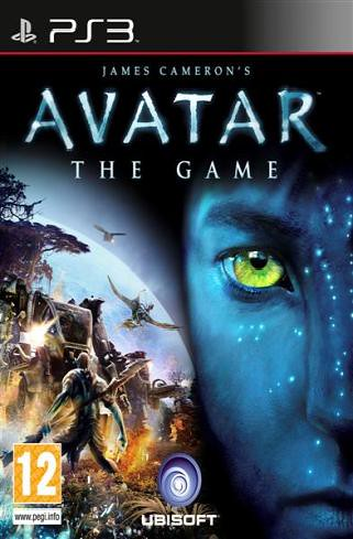 James Cameron's Avatar Cover