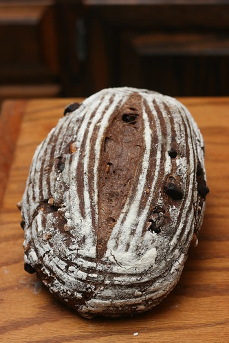 Pane alla Gianduja (Chocolate Hazelnut Sourdough)