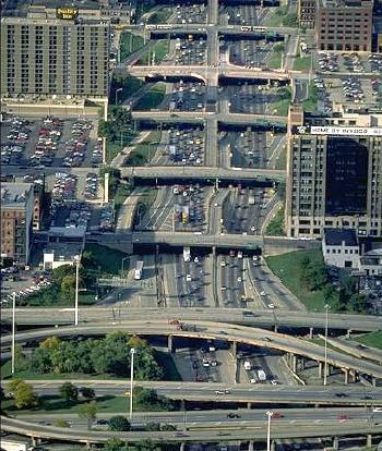 persimpangan lalu lintas
