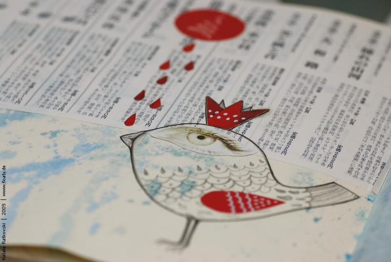 Paper birds, 03