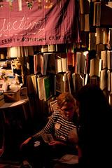 United Underground 2, 20th Feb 2010, Southbank, London (craftivist collective) Tags: dove sudan southbank conflict craftivism wishtree rizmc britishunderground miniprotestbanner ctrlaltshift craftivistcollective speechbubblebadge