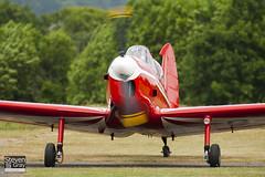 G-BBMZ - C1 0563 - G-BBMZ Chipmunk Syndicate - De Havilland DHC-1 Chipmunk 22 - Panshanger - 110522 - Steven Gray - IMG_6432
