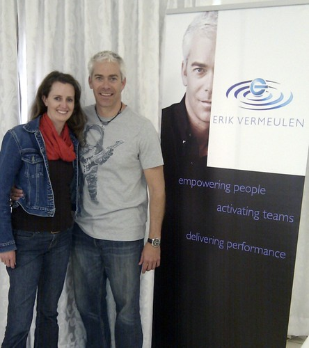Telana with Erik Vermeulen
