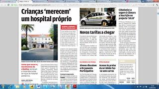Destak Lisboa - Portugese online magazine.