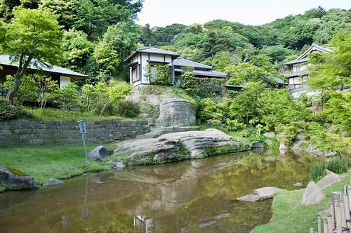 Myokocho pond