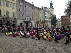 Flashmob Lviv