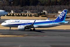 All Nippon Airways   Airbus A320-200N   JA211A   Tokyo Narita (Dennis HKG) Tags: ana nh allnippon allnipponairways airbus a320 airbusa320 neo a320neo aircraft airplane airport plane planespotting tokyo narita rjaa nrt ja211a staralliance canon 7d 100400