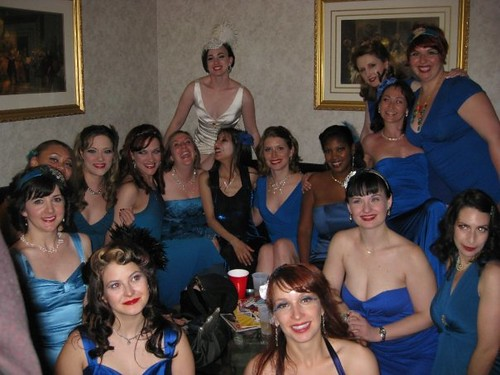Michelle L'Amour's Bridal Party
