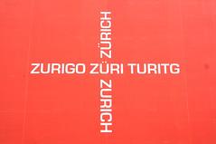 ZURIGO ZÜRI TURITG ZURICH ZÜRICH (Toni_V) Tags: red art schweiz switzerland suisse zurich zürich svizzera 2009 stadthaus züri d300 zurigo turitg toniv dsc8999