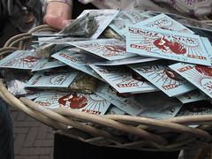 Gift tea samples