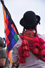 Colores para San Pedro (ellamiranda) Tags: puerto valparaiso colores sanpedro bailes caleta