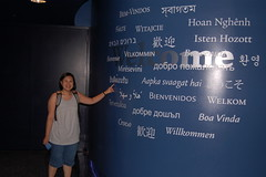 """Thai writing meaning """"Welcome"""""""
