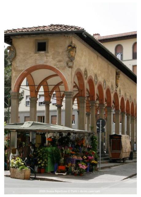 Nel quartiere di Sant'Ambrogio, Firenze