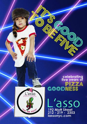 Lasso turns 5